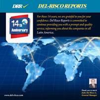 Del Risko Reports Peru 200 A