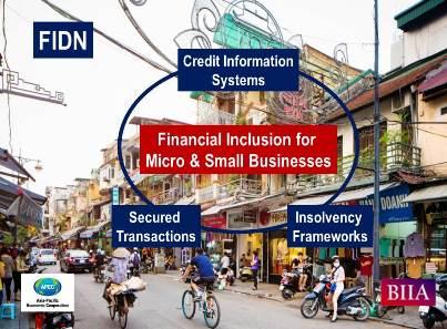 BIIA Participates in Financial Infrastructure Development Network (FIDN) Workshops