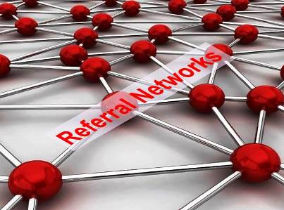 Referral Networks