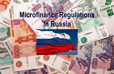 Russia Mirofinance Regulations in Russia