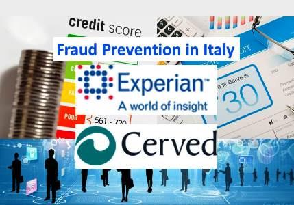 Experian Cerved Fraud Prevention new Logo