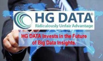 HG DATA new funding round A