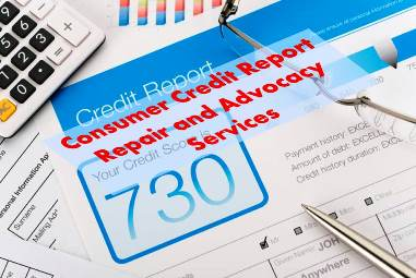 Consumer Credit Report Repair