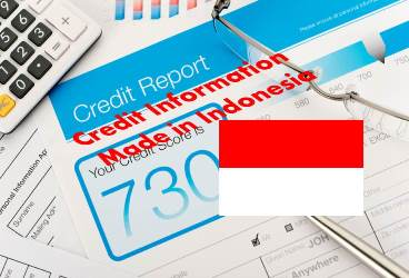 Credit Information Made In indonesia