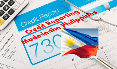 Credit Information Made in the Philippines