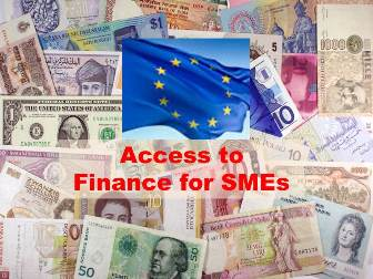 SME Financial Inclusion:  EU Access to Finance Mapping Exercise