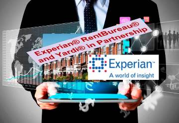 Experian and Yardi Enable Consumers to Build Credit History