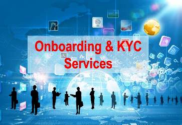 Onboarding and KYC Services