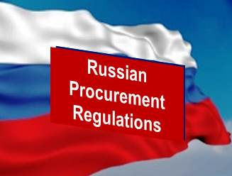 Russian Procurement Regulations