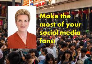 B2B Marketing:  Make the most of your social media fans!