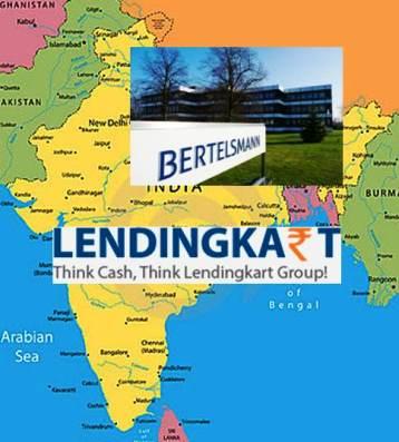Bertelsmann Lendingkart
