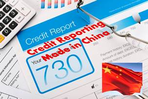 Credit Reporting Made in China