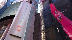 Thomson Reuters in $3.55bn Divestiture of IP and Science Business