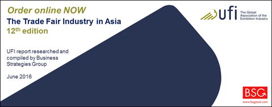 UFI trade fair industry report July 2016