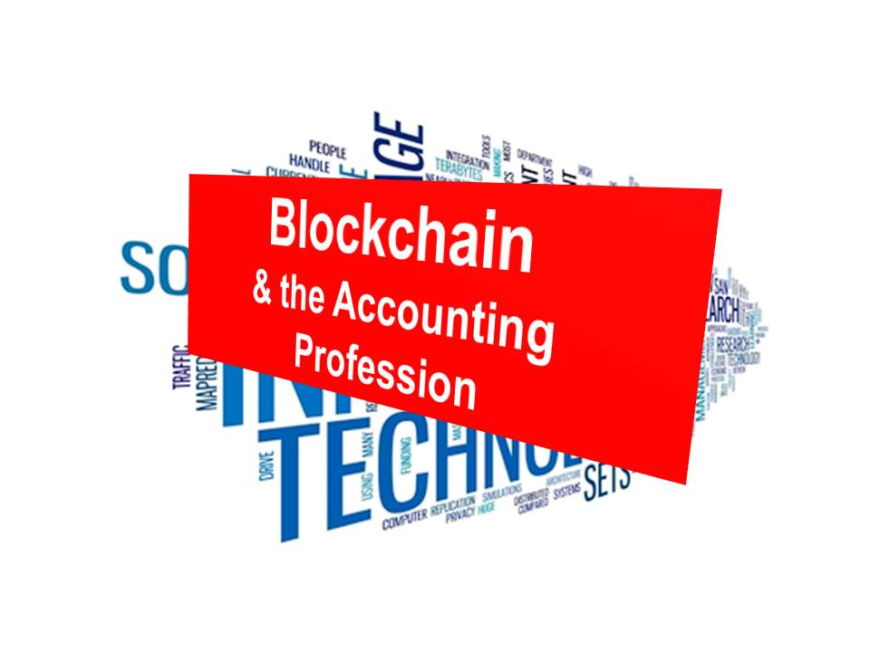 Blockchain and the accounting profession