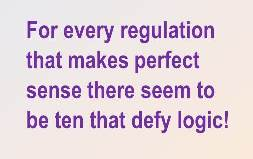 Kuehl on Regulations