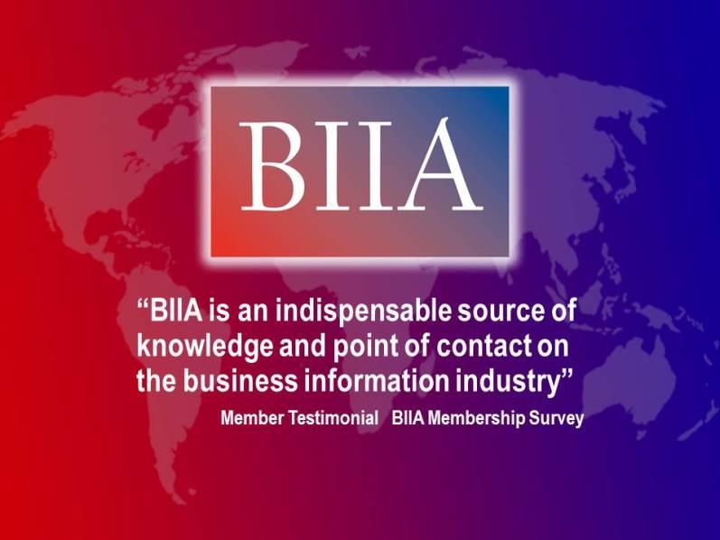 BIIA Member Testimonial