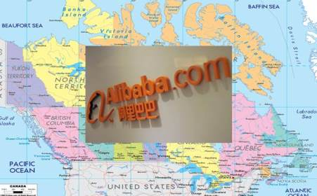 Alibaba Group and Canadian Government Sign Cooperation Agreement