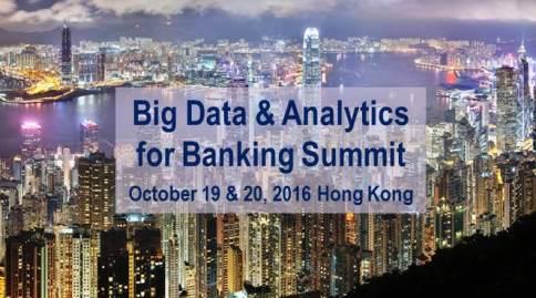 Big Data & Analytics for Banking Summit