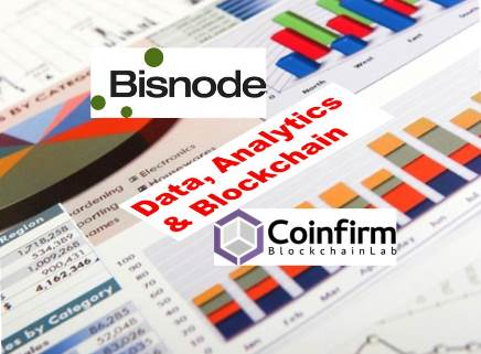 Bisnode and Coinfirm Take Compliance and Business Intelligence to the Next Level with Blockchain