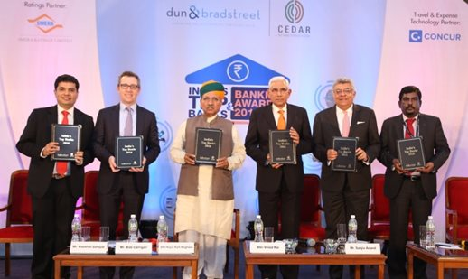 Dun & Bradstreet – Cedar Management Consulting India announces the 10th edition of India's Top Banks and felicitates the leading banks of India at the Banking Awards 2016
