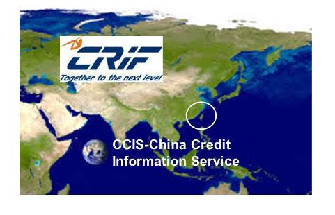 CRIF Acquires CCIS-China Credit Information Service