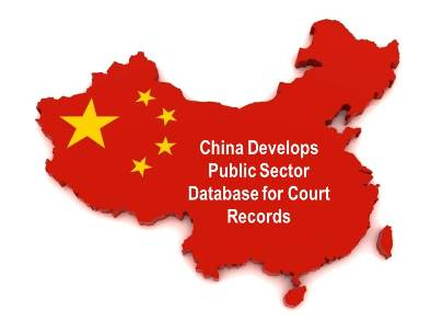 China Establishes Largest Online Data Platform to Store Court Cases