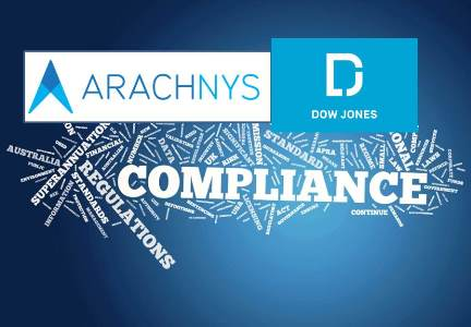 Arachnys and Dow Jones Form Partnership to Deliver Enhanced Due Diligence Tool