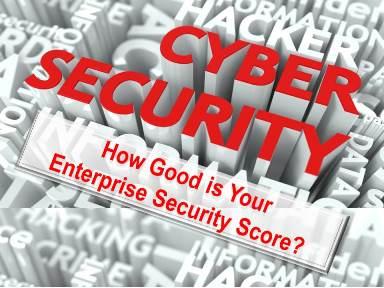 cyber-security-enterprise-security-score