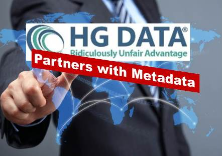Metadata and HG Data Announce Joint Partnership