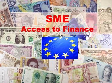 EU Study: Small Businesses Increasingly Confident About Access to Finance