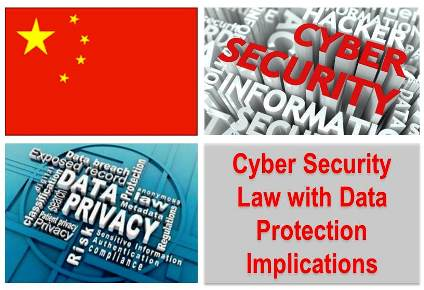 New China Cyber Security Law Comes with Data Protection Implications