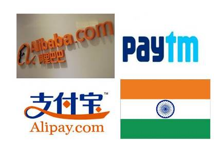Alibaba to Hold 40% Stake in Paytm's e-comm Entity