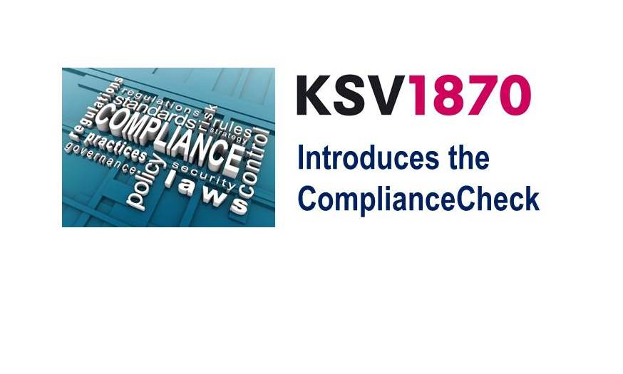 KSV1870 ComplianceCheck Prevents Money Laundering