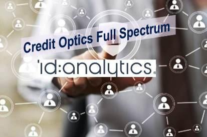 ID Analytics Introduces Credit Optics®