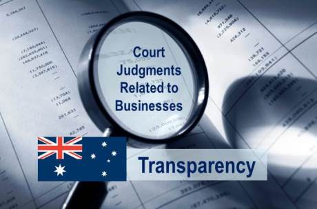 Australian Privacy Actions: ABR Gazette Change, February 2017