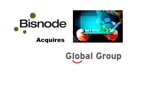 Bisnode Acquires Leading Marketing Solutions Provider Global Group