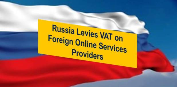 Russian Regulatory News:  VAT Levied on Foreign Providers of Electronic Services and Digital Content