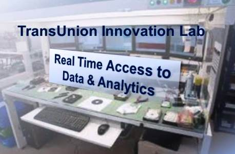 TransUnion Launches Innovation Lab for Lenders