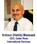 Antoun (Habib) Massaad