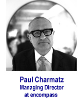 Paul Charmatz, Managing Director at encompass
