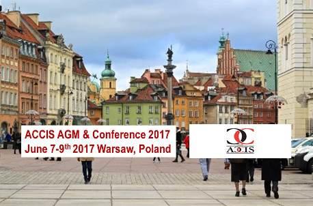 ACCIS Annual AGM & Conference 2017