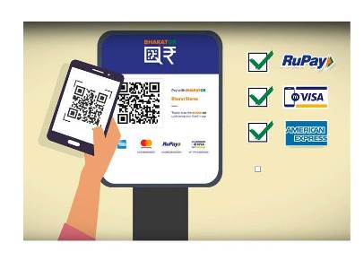Bharat QR Code:  A Way to Easier Digital Payments for Indians