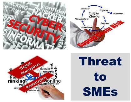 Cyber Threat:  71% of SMEs Unprepared for Cyber Risks
