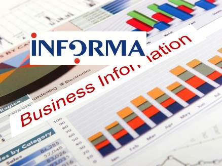 INFORMA D&B Consolidated 2016 Revenues Up 4%