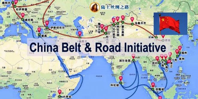 Belt and road initiative conference 2018