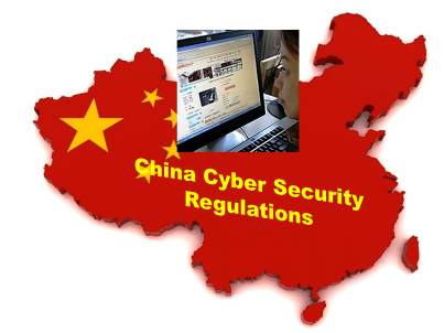 China Cybersecurity and Data Protection Laws: Changes to Become Effective June 1, 2017