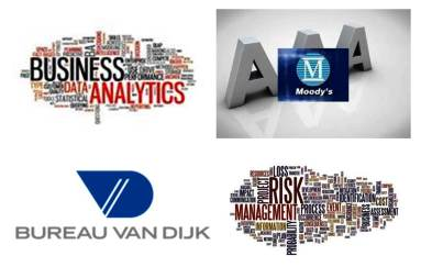 Moody s and bvd business information industry for Bureau van dijk