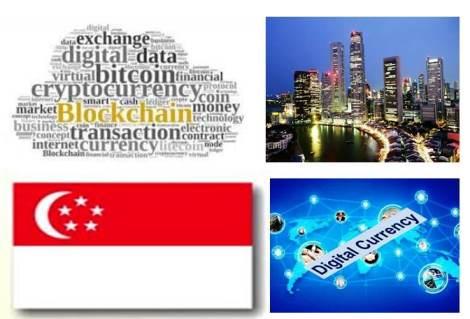 Blockchain:  Singapore's Central Bank Details New Blockchain Trial