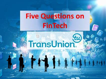 TransUnion:  Five Questions on FinTech with Ibrahim Dusi of Payoff
